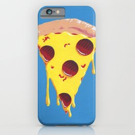 Give Me A Pizza Your Mind iPhone Case
