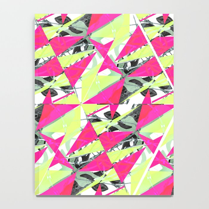 Colorful Triangles. Notebook