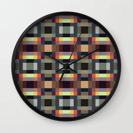 Syrictae Wall Clock