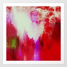 Abstract Medley Art Print