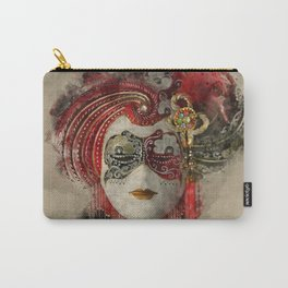 Venetian Mask 1 Carry-All Pouch