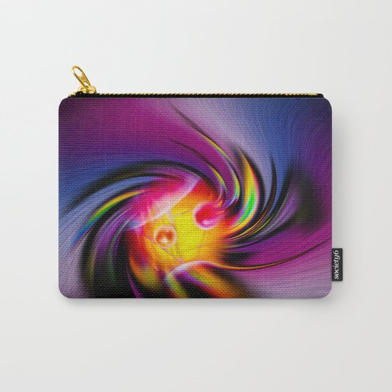 Abstract Perfection 52 Carry-All Pouch