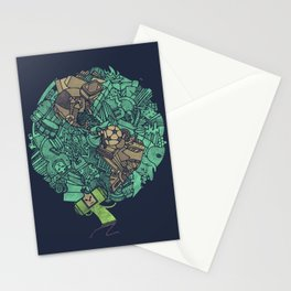 Prince Atlas Stationery Cards