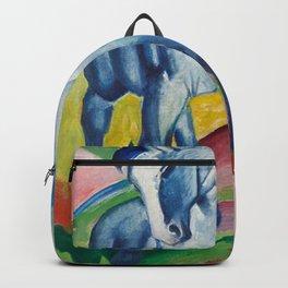 Marc, Franz - Blue Horse I Backpack