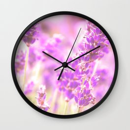 Lavender? Wall Clock