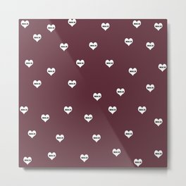 broken hearts parade- good charlotte  Metal Print