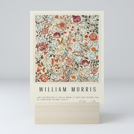 Modern poster-William Morris-Vegetable print 6. Mini Art Print