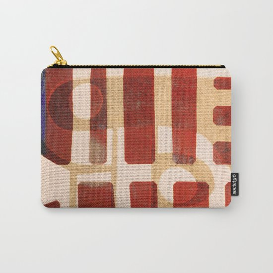 The Wise Babuino Carry-All Pouch