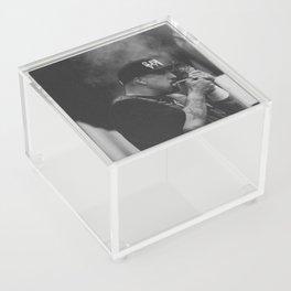 Cypress Acrylic Box
