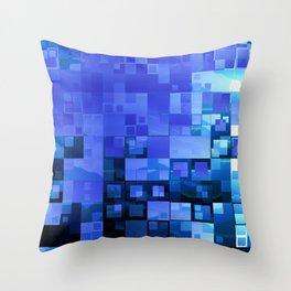 Cubeboard N1 Throw Pillow