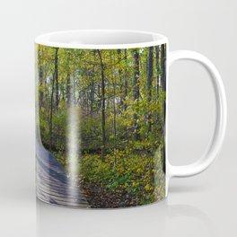 Boardwalks of southern Ontario, CA Coffee Mug