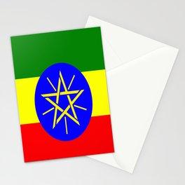 Flag of Ethiopia Stationery Cards
