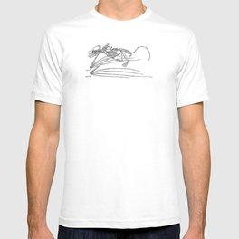 Bat Anatomy T-shirt