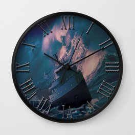 The Edmund Fitzgerald Wall Clock