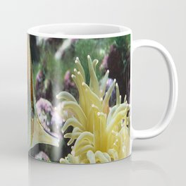 Yellow Longnose Butterfly Fish Coffee Mug