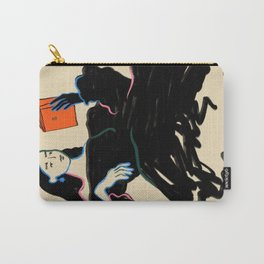 MIDNIGHT READING Carry-All Pouch