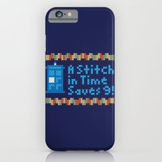 A Stitch in Time iPhone 6s Slim Case