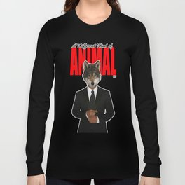 A Different Kind of Animal Long Sleeve T-shirt