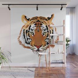 Tiger Sandokan Wall Mural