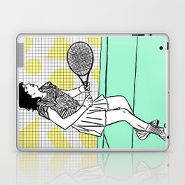 Gabi Sabatini Laptop & iPad Skin