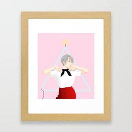 Viktor & Carly Series #1 Framed Art Print