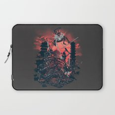 The Showdown Laptop Sleeve