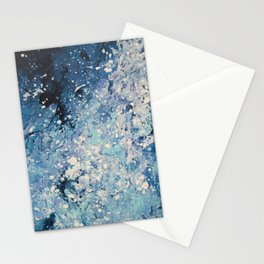 Greenland ice Stationery Cards