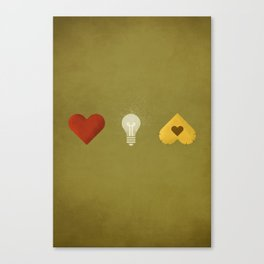 Oz (kid friendly) - NO TEXT Canvas Print