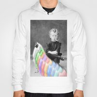 lsd Hoodies featuring LSD Chicken by Whiteashes