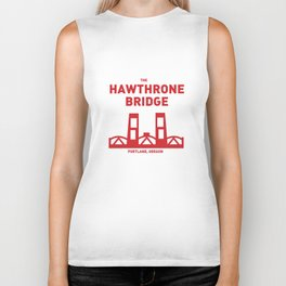 Hawthrone Bridge Biker Tank