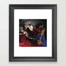 demetraPersefone Framed Art Print