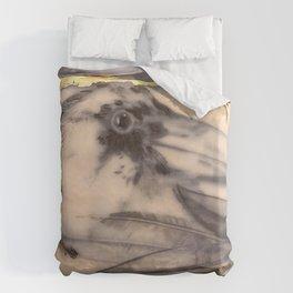 Shiny Objects Duvet Cover