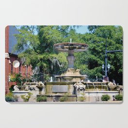 Kenan Memorial Fountain Cutting Board