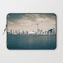 Toronto Skyline Laptop Sleeve