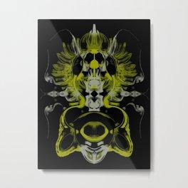 Dub Digit #7 - Tribal Man Metal Print