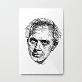 Béla Bartok Metal Print