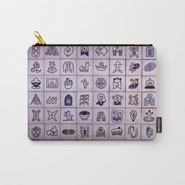 Tiles of NYC Carry-All Pouch