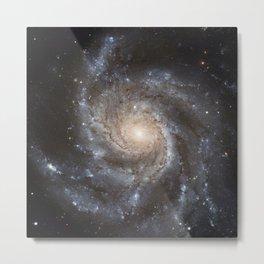 Pinwheel Galaxy M101 Metal Print