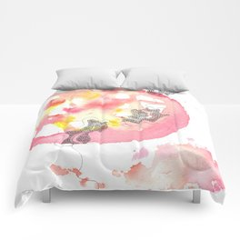 Scandi Micron Art Design | 170414 Telomere Healing 17 Comforters