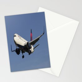 Delta Airlines Boeing 767-332 Stationery Cards