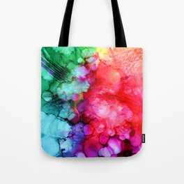 Rainblow Tote Bag