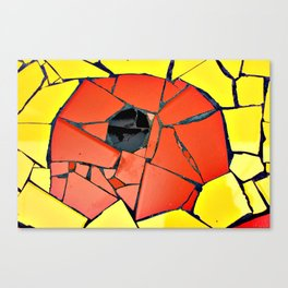 Tile Texture Canvas Print