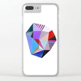 Meteorite IV Clear iPhone Case