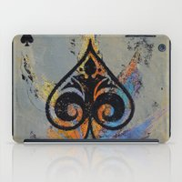 ace iPad Cases featuring Ace by Michael Creese
