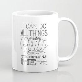 I Can Do Coffee Mug