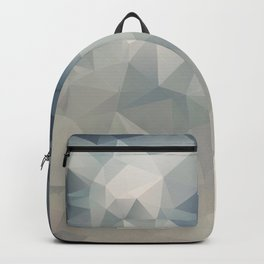 LOWPOLY GEOMETRIC SKY Backpack