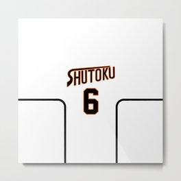 Midorima's Jersey Alt Metal Print