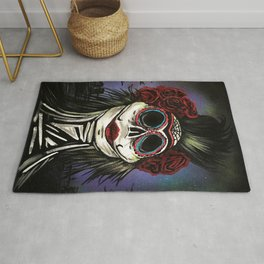 Night Of The Dead Rug