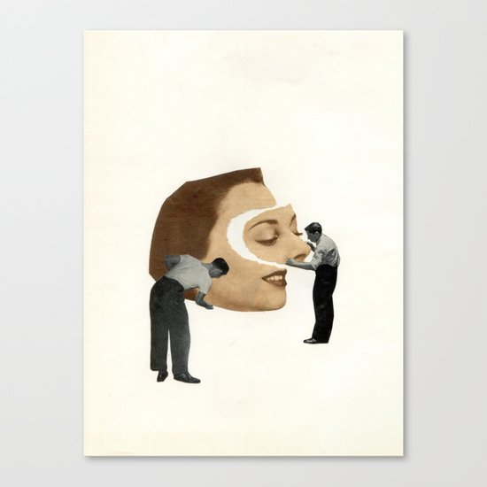 Organization Canvas Print