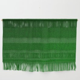 Emerald Green Ombre Design Wall Hanging